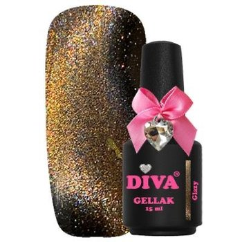 Diva 9D Cat Eye Glazy