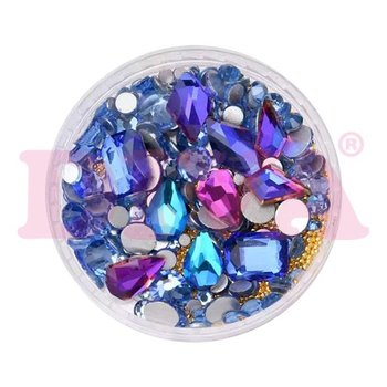 Crystal Mix Blue