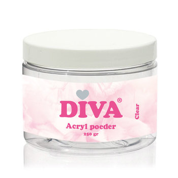 Diva Acryl Clear 250 gr