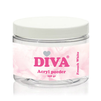 Diva Acryl French White 250 gr