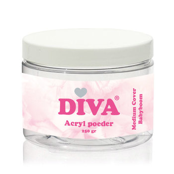 Diva Acryl Medium Cover Babyboom 250 gr