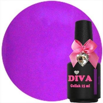 Diva gellak Neon Purple 15 ml