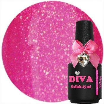 Diva gellak Bubblegum 15 ml