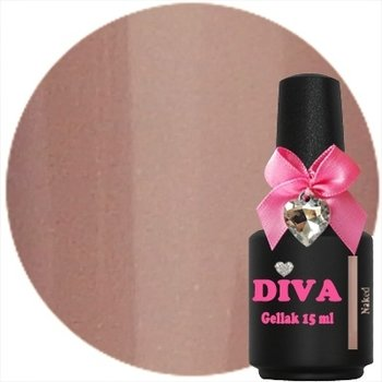Diva gel lak Naked 15 ml