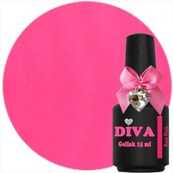 Diva gel lak Neon Rose Pink 15 ml