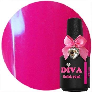 Diva gel lak Pink Kiss 15 ml