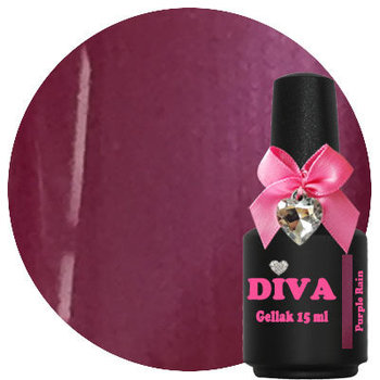 Diva gellak cat eye Purple rain 15 ml