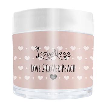 Love 2 Powder Cover Peach 100g