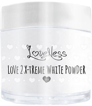 Love 2 Powder X-treme white 100 gr