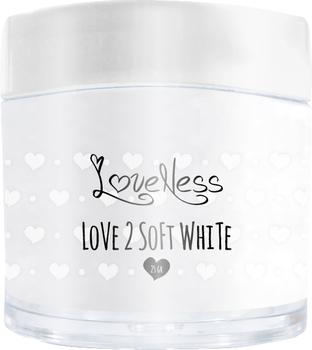 Love 2 Powder soft white 25 gr