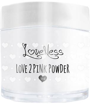 Love 2 Powder pink powder 100 gr