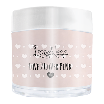 Love 2 Powder Cover pink 100 gr
