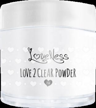 Love 2 Powder clear powder 25gr