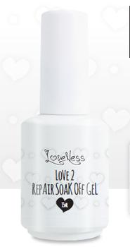Love 2 Repair Gel Bottle 15ML