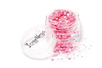 Love 2 Romantic GlitZ Pink