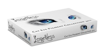 LoveNess Cat Eye Pigment 3 stuks incl magneet