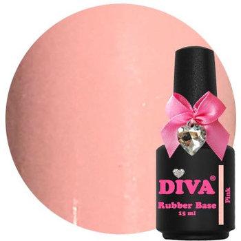 Diva Rubber Base Coat Pink