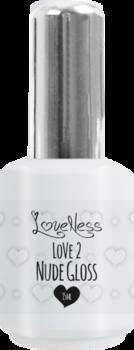 LoveNess Nude Gloss