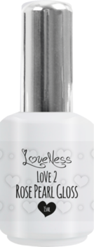 LoveNess Rose Pearl Gloss