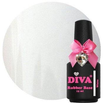 Diva Rubber base White