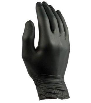 Handschoen Nitril Zwart Maat S