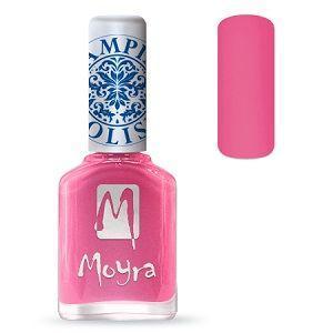 Moyra Stamping Polish Pink 01