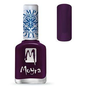 Moyra Stamping Polish Purple 04