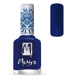 Moyra Stamping Polish Blue 05