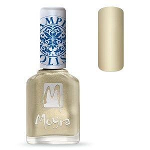 Moyra Stamping Polish Gold 09