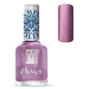 Moyra Stamping Polish Metal Rose 10