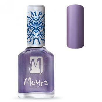 Moyra Stamping Polish Metal Purple 11