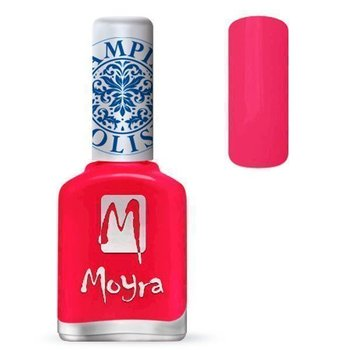 Moyra Stamping Polish Neon Pink 20