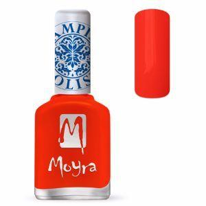 Moyra Stamping Polish Neon Red 21