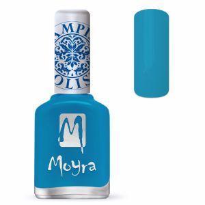 Moyra Stamping Polish Turquise 22