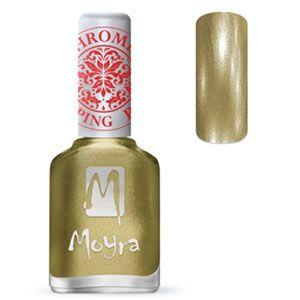 Moyra Stamping Polish Chrome Gold 24