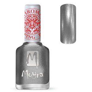 Moyra Stamping Polish Chrome Silver 25
