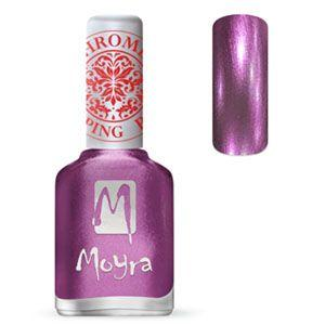 Moyra Stamping Polish Chrome Purple 28