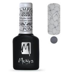 Moyra Stamping Gelpolish Grey 02