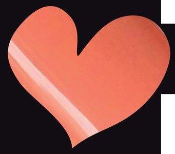 LoveNess   Gelpolish Hot Peach 15ml