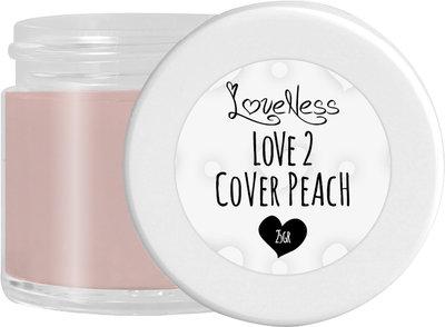 Love 2 Cover Peach 25gr