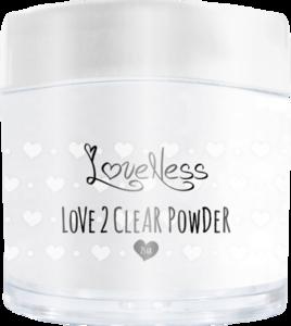 Love 2 Powder Clear 25gr