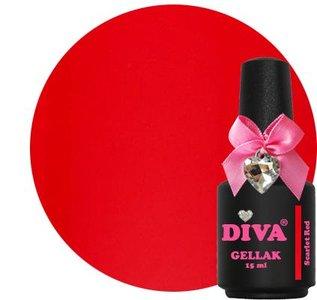 Diva Scarlet Red